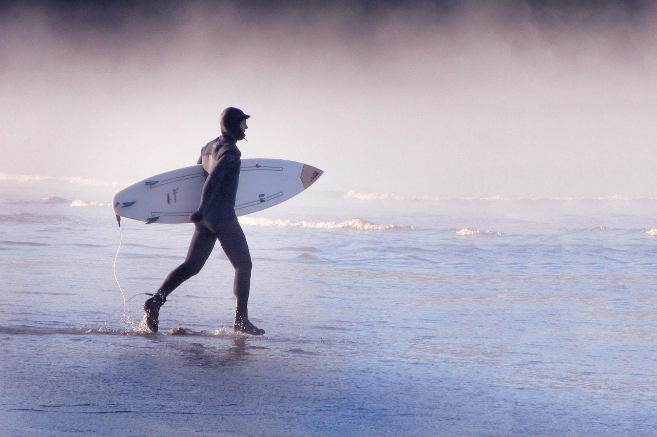 冬のサーフィンで初心者が気を付けるべきポイント5つ